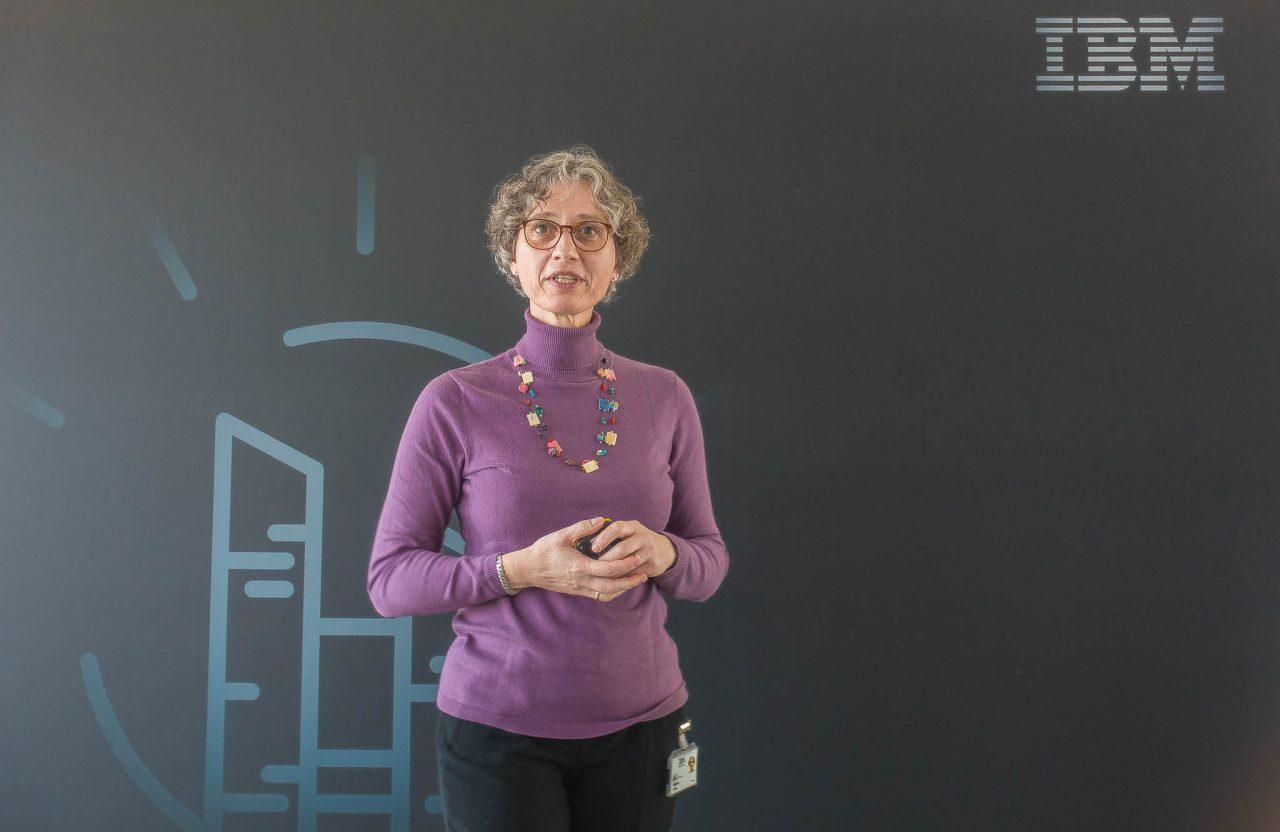 Andrea Martin (Leiterin IBM Watson Center München)